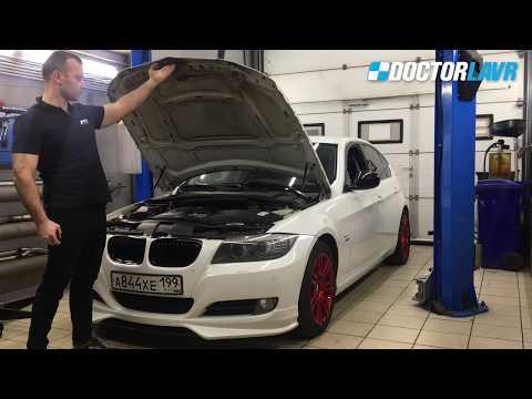 BMW N52 выпускной распредвал - самое уязвимое место 2.5i двигателя