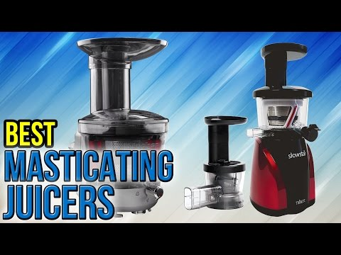 What Is The Best Rated Masticating Juicer : What is the Best Juicer to Buy? vertical Slow Juicer Co... Doovi