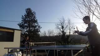 Ping pong chez bubzer part 1