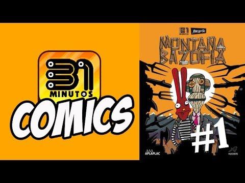 31 Minutos y sus Comics [Parte 1]: Montaña Bazofia (por Don Pan).