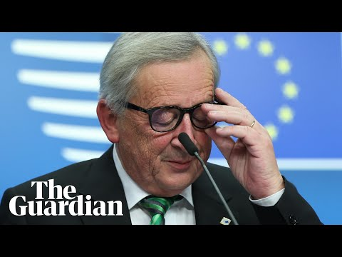 Jean-Claude Juncker: 'Our British friends need to say what they want'