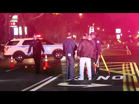 NYPD detective struck by minivan in Graniteville