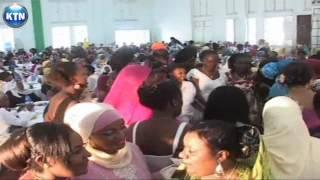 Raila katika harusi ya Hassan Omar