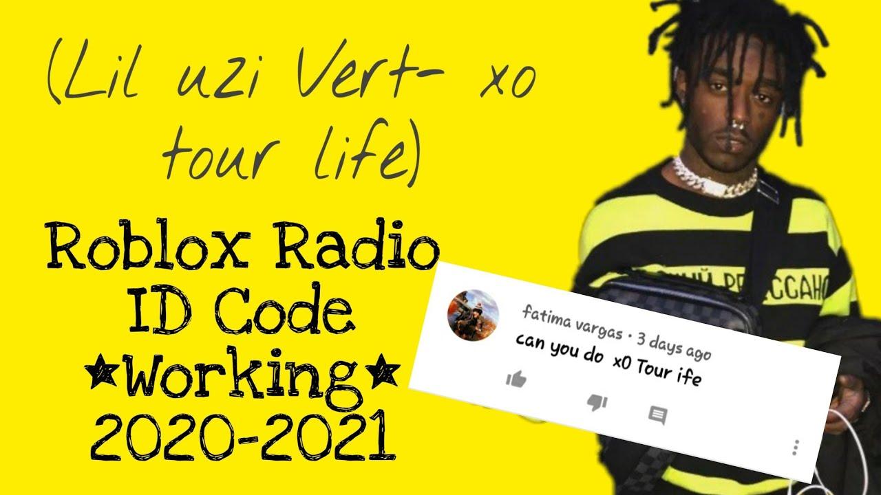 Lil Uzi Xo Tour Life Roblox Id Radio Code Working 2020 2021
