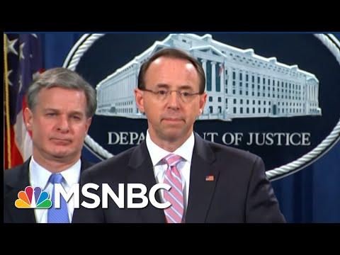 President Donald Trump's AG Pick Ignored DOJ Call To Recuse | The Beat With Ari Melber | MSNBC Mp3