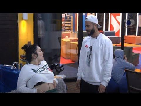 Graniti pyet Fifin se si do të jetë marrëdhënia e tyre jashtë - Big Brother Albania Vip