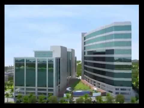Godrej Waterside, Salt lake, Kolkata by Infinity Infotech Park -  Magicbricks - YouTube