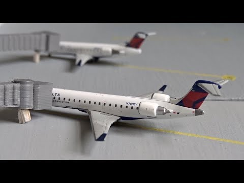 Bloomington Central Illinois Regional Airport   1:400 Scale   Update #1