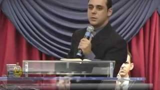 Pregação Evangelica Nova - Ev Emerson Custodio- Angustia inimiga da Alma