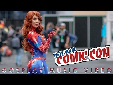 New York Comic Con 2020 Guests.It S New York Comic Con 2019 Cosplayers Invade New York Part