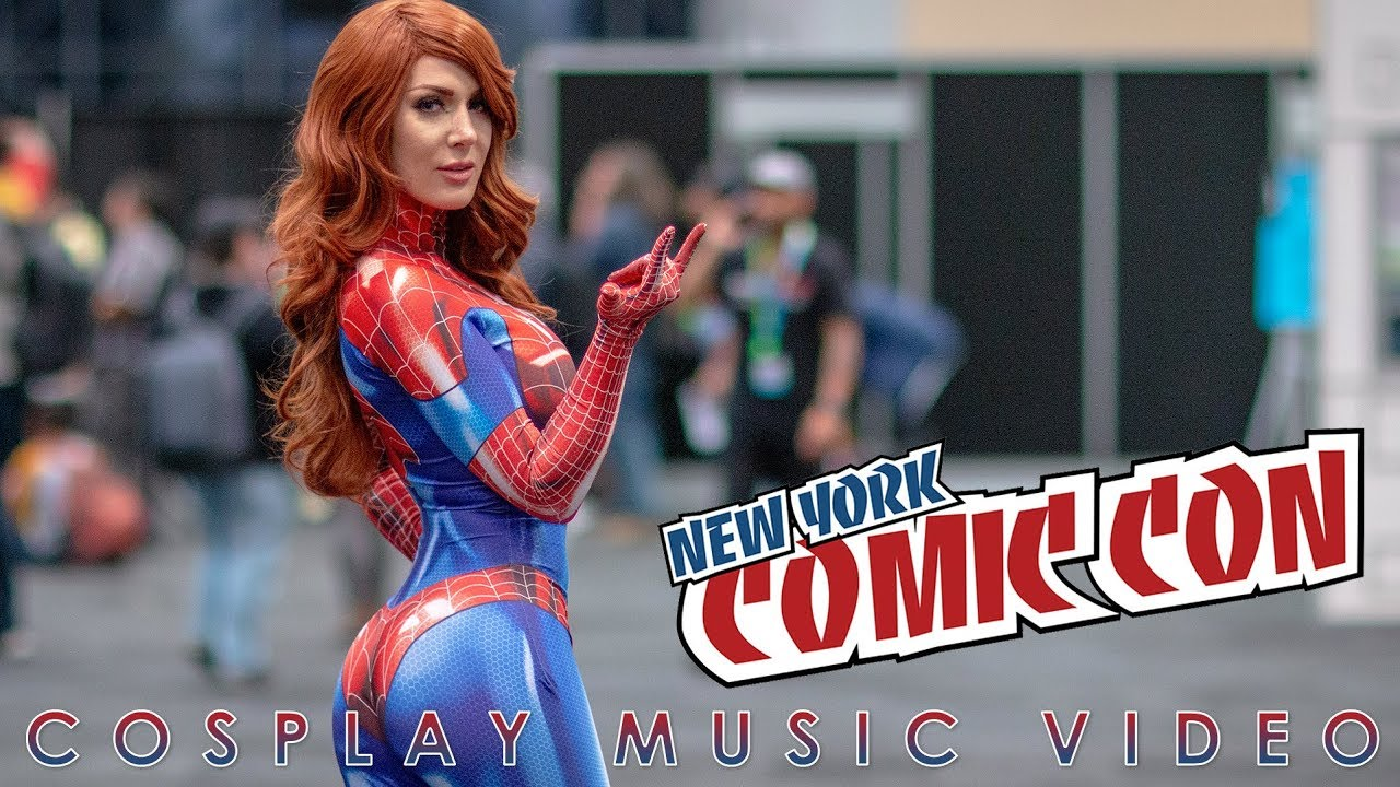 New York Comic Con 2020 Guests.It S New York Comic Con 2019 Cosplayers Invade New York Part I Director S Cut Cmv