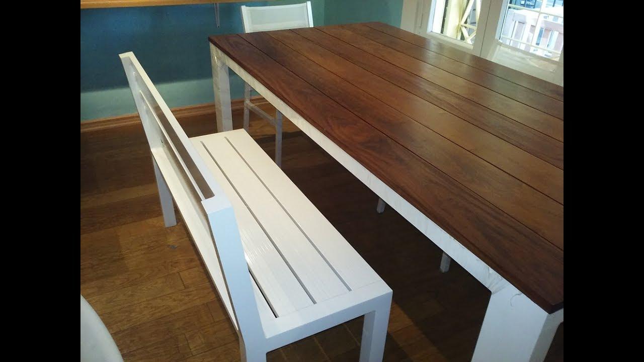 Sillones de aluminio para interior y exterior del arbol for Fabrica muebles exterior