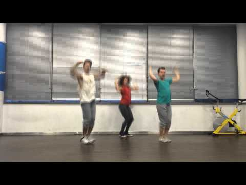 ZUMBA HIGH BY FRANCESCA MARIA CHOREOGRAPHY BY Petros