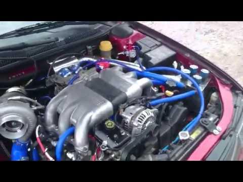 Subaru Svx Turbo By Kms Youtube