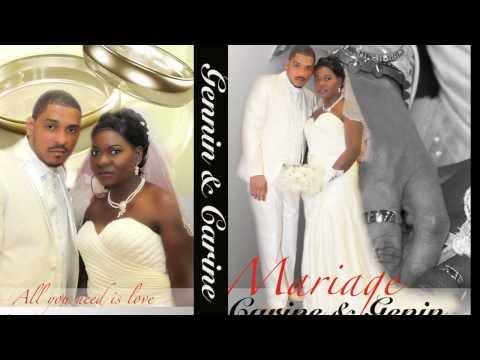 MARIAGE CARINE & GENIN