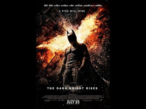 The Dark Knight Rises - Richard Roeper