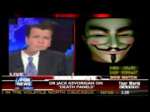 Thumbnail: Anonymous Hacks Fox News Live on Air - 2015