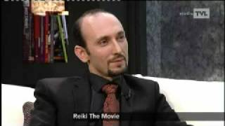 Cela Yildiz live interview Studio TVL for REIKI