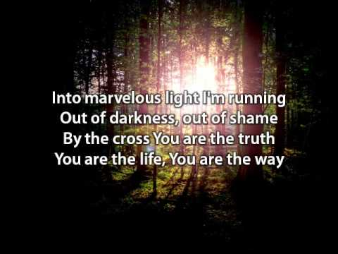 Marvelous Light - Charlie Hall (with lyrics)