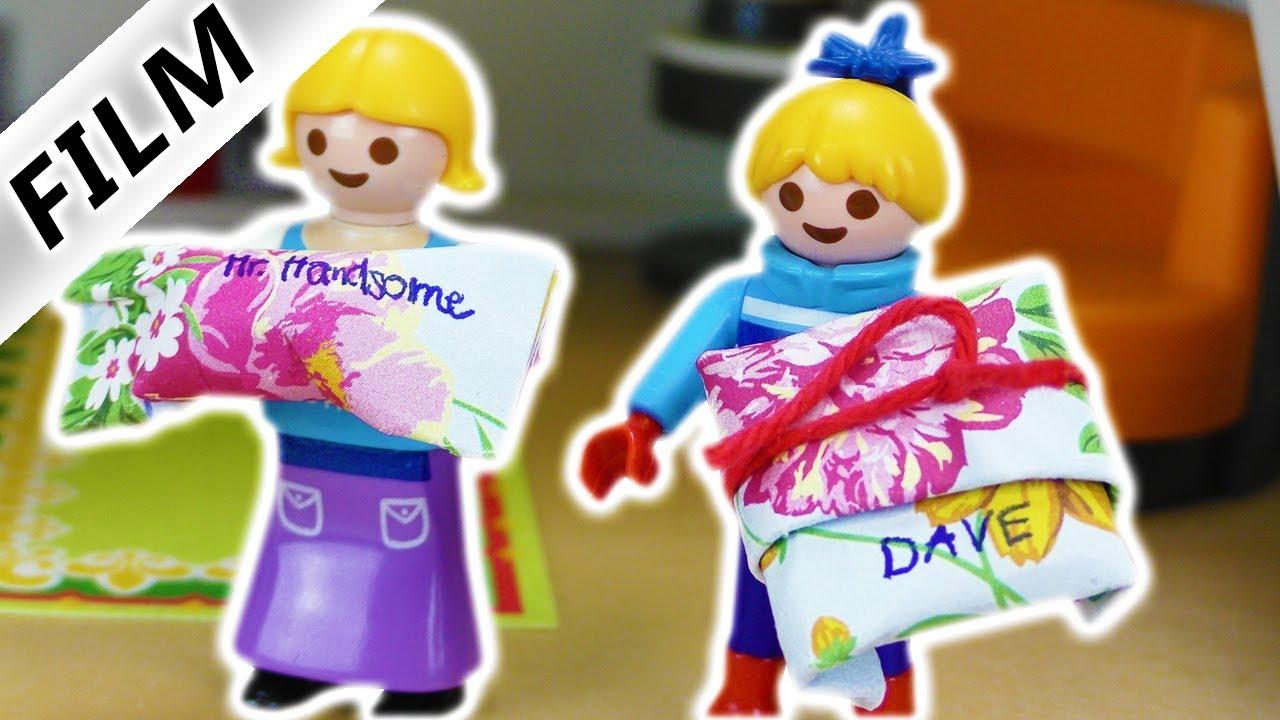 Weihnachtsfeier Wichteln.Playmobil Film Deutsch Weihnachtsfeier In Der Grundschule Coole Wichtel Geschenke Kinderserie