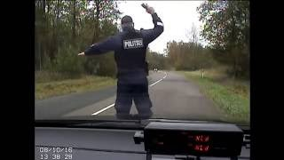 Politsei eest põgenev purjus ja juhtimisõiguseta ATV-juht.