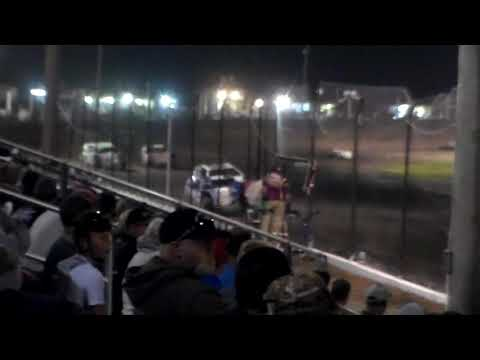 Modified Bmain 2 @ Hancock County Speedway 08/11/17