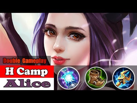Blood Ode will suck you Dry! (Global Alice / H Camp) Mobile Legends Gameplay