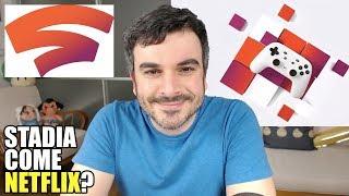 Google Stadia, la Netflix dei videogiochi?