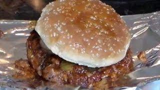 "Chopped Beef Sandwich - ""texas Style"""