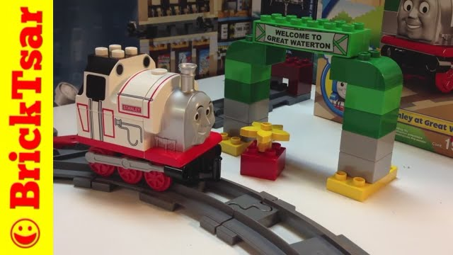 Thomas And Friends Lego Duplo Train 5545 Stanley At Great Waterton