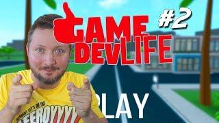 DET BEDSTE SPIL! - Roblox Game Dev Life Dansk Ep 2