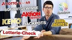 Lotterie-Check mit AlexiBexi: Wie werde ich Millionär?