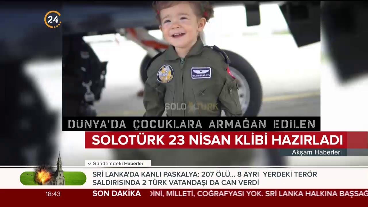 SoloTürk'ten çocuklara özel 23 Nisan klibi