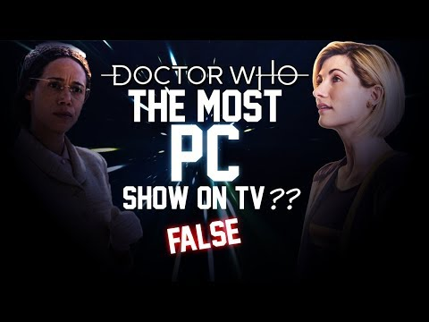 Doctor Who: The Most PC Show on TV - A Response