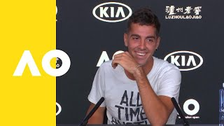 Thanasi Kokkinakis press conference (1R) | Australian Open 2019