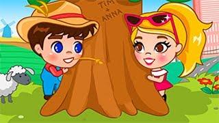 ПРИКЛЮЧЕНИЯ Фермера и Леди #1 ПОБЕГ ОТ ВОРИШЕК мультяшная игра видео для детей