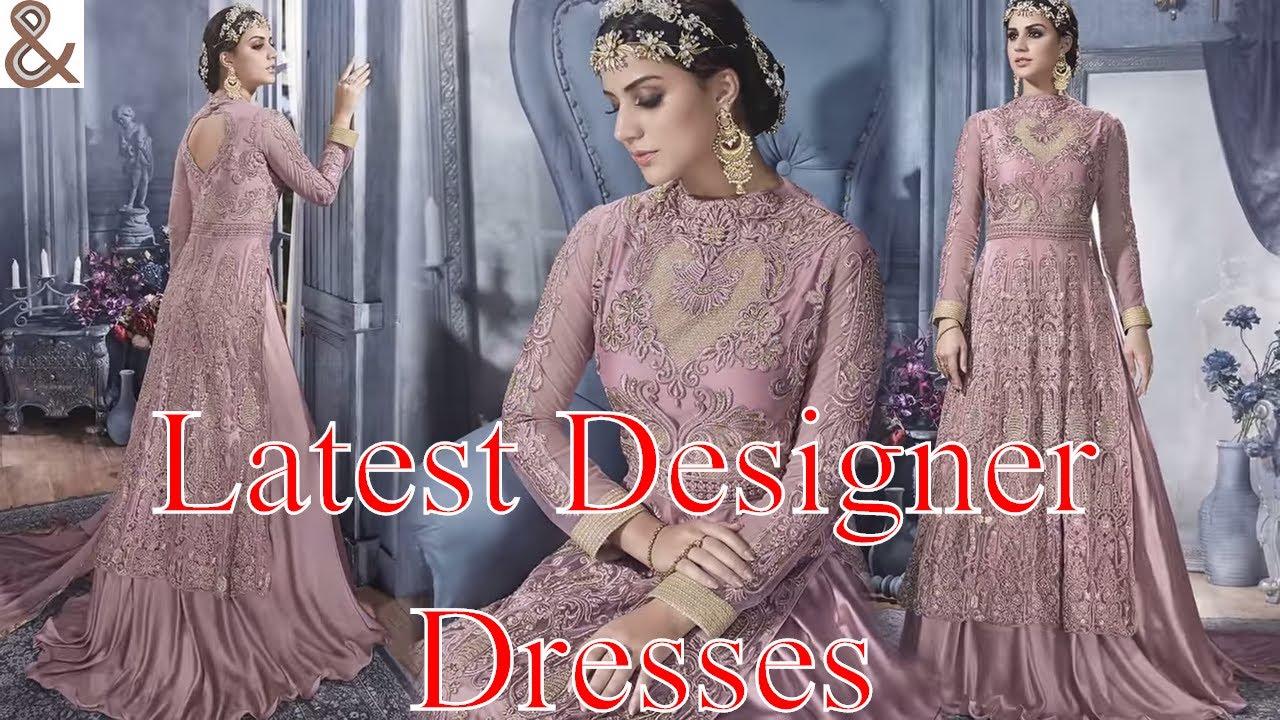 2017 Latest Designer Dresses New Patterns For Women