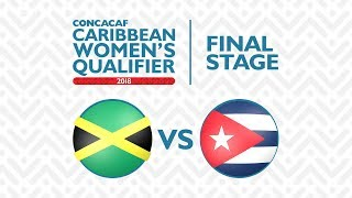 CWCQ2018: Jamaica vs Cuba