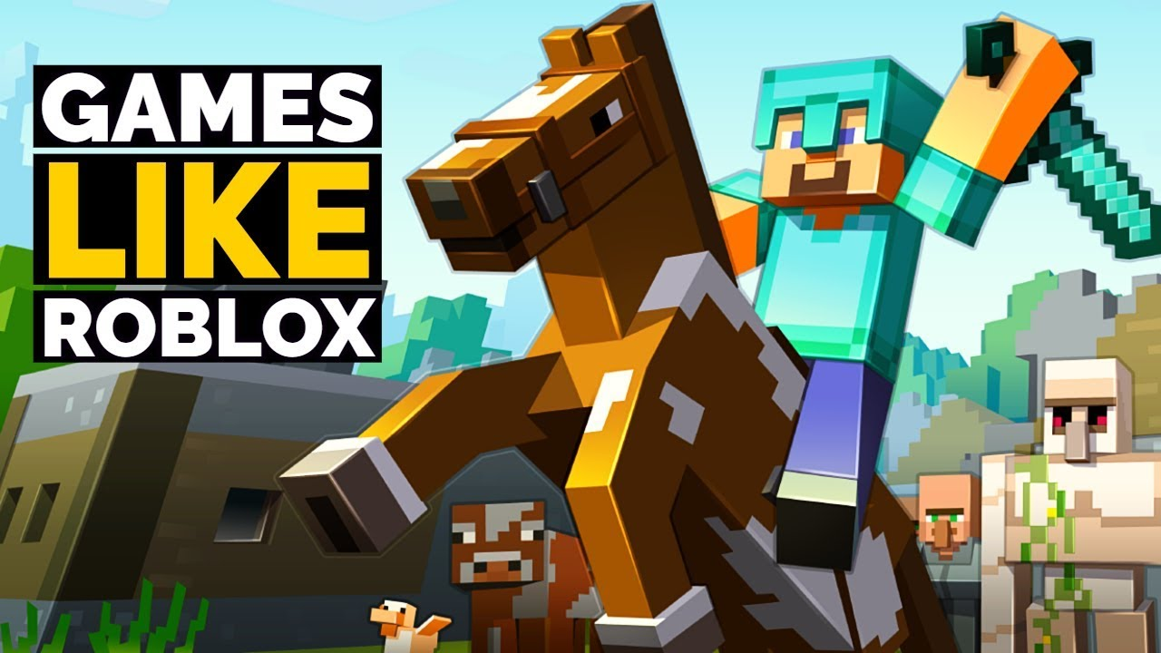 A Game Similar To Roblox Top 10 Android Games Like Roblox Youtube