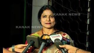 Aparajita Sarangi Joins BJP: Reaction of Sulochana Das