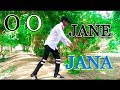 Easy free style video on OO Jane Jana