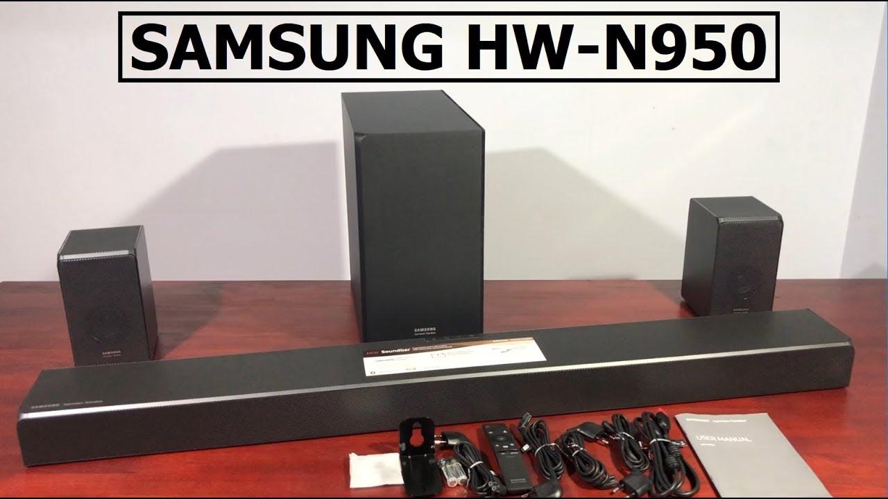 Samsung HW-N950, Review Loa Samsung HW-N950 – 0977254396