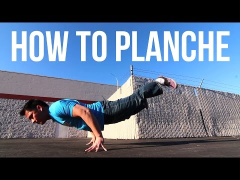 How to Breakdance | Planche Push Up | Quang Bang(2nd Nature/Business Time)