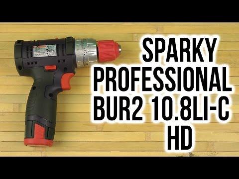 Акумулаторен ударен винтоверт SPARKY BUR2 10.8 Li-C HD #ER7hvM-He6Q