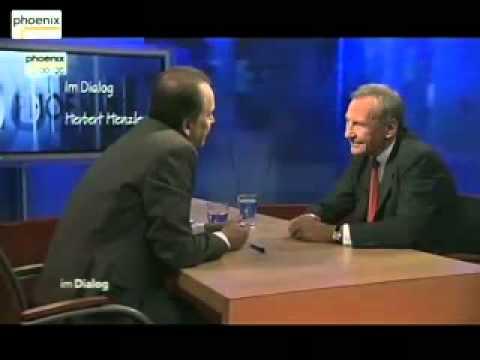 Herbert Henzler - Im Dialog vom 04.11.2011