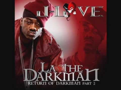 LA THE DARKMAN - roll with the mob