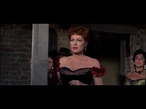 THE DEADLY COMPANIONS 1961 Maureen O'Hara, Sam Peckinpah Classic Movie Western