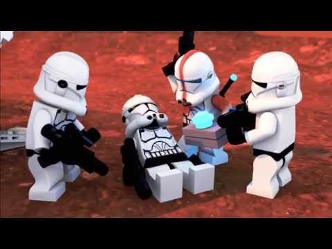 LEGO STAR WARS - CLONE WARS