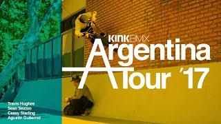 Kink BMX Team Destroys Argentina!