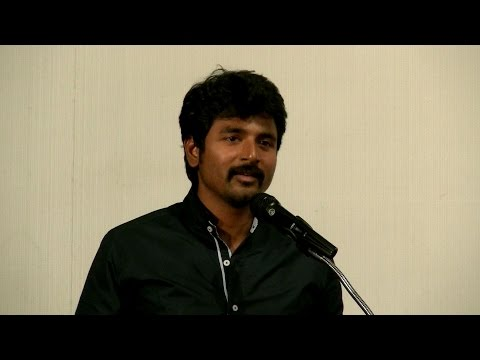 Actor Sivakarthikeyan Talks About His Fight With Actor Dhanush - Kaaki Sattai Press Meet